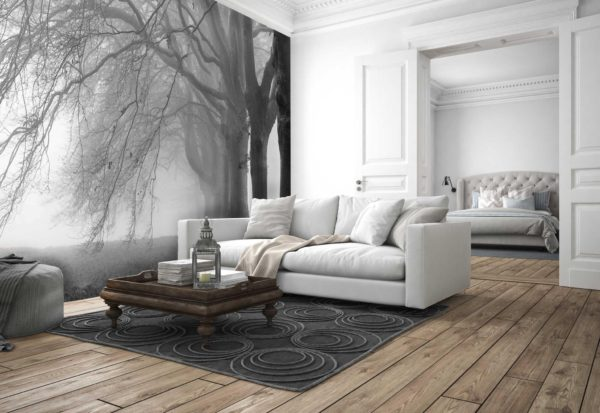 Wallpaper e interior design