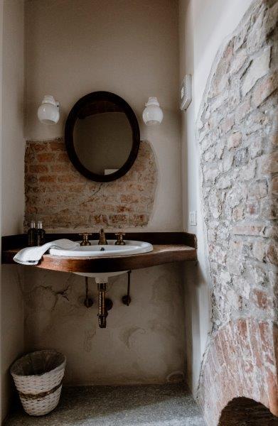 Villa Coste di Monforte - bagno