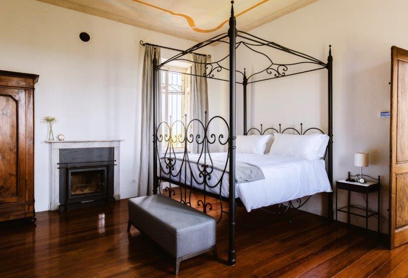 Villa Coste di Monforte - Camera padronale