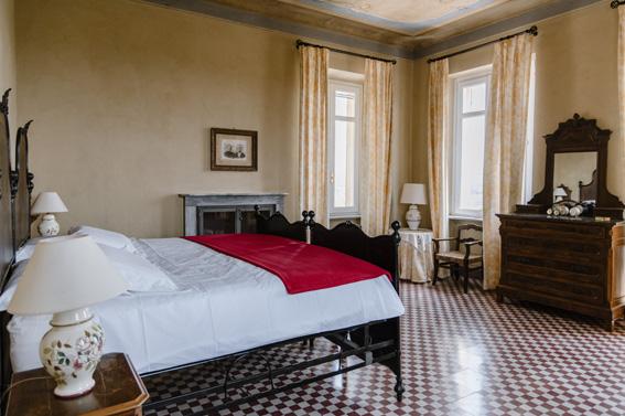 Villa Coste di Monforte - seconda camera