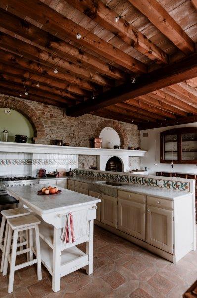 Villa Coste di Monforte - cucina