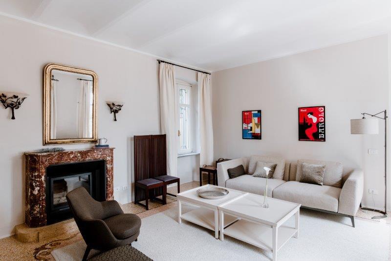 Villa Coste di Monforte - salotto